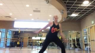 """Electro Cumbia"" BIP Aqua Fitness Choreo"