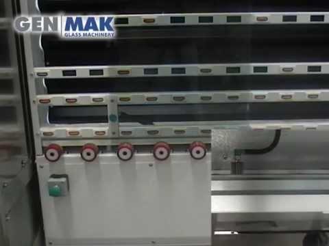 GMPP INOX - Otomatik Birleştirmeli Panel Preslemeli Cam Inox Yıkama Hattı