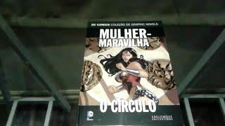 Mulher-Maravilha - O Círculo - Review