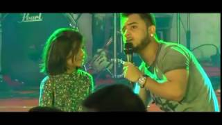 Millind Gaba Live Show | MEETING her  SMALL sister On Stage | Music MG || Singer- Millind Gaba