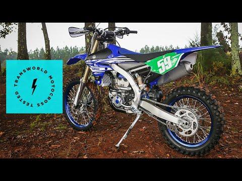 2019 Yamaha YZ250FX | Technical Briefing