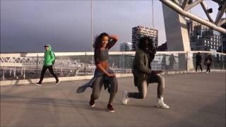 SWALLA DANCEHALL CHOREO