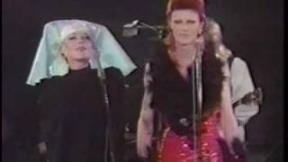 David Bowie & Marianne Faithfull I've Got You Babe Live Marquee Club 1973