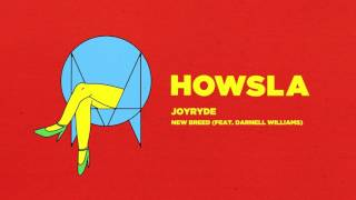 JOYRYDE - NEW BREED (feat. Darnell Williams)  [Official Audio]