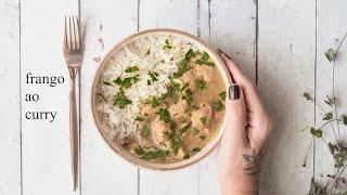 Frango ao Curry | Receitas pelo Mundo