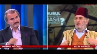 Turgut Özal: Kadir bey! Ne biliyorsan yaz! Ben arkandayım.