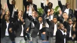 """Howard Gospel Choir - """"Don't Wait 'til the Battle is Over"""""""