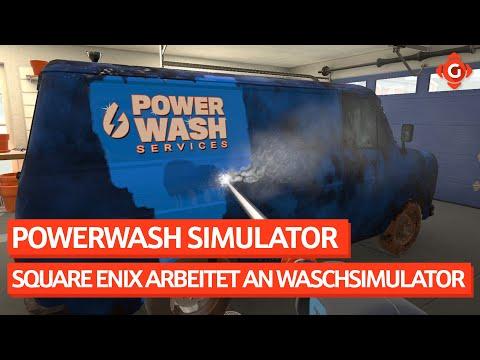 Square Enix arbeitet an Waschsimulator. Two Point Campus leak!   GW-News 31.05.21