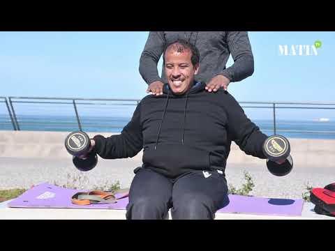 Video : Abdelaziz et Mohamed... une leçon de volonté, de détermination et d'amitié