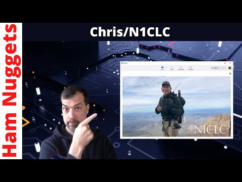 Ham Nuggets Live - Christian Claborne, N1CLC