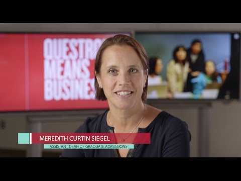 Questrom School of Business | MBA Admissions | Interviews & Essays
