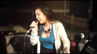 Chantel Collado, Ya te Olvide live 2014 HD