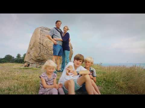 Familienzeit an der dänischen Ostsee