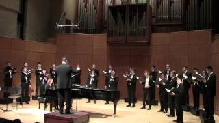 Good-Night (Matthew Emery) TTB and Piano: UBC Men's Choir