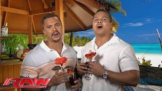 Die Shining Stars bewundern die Heilkraft des Hibiskus: Raw, 6. Juni 2016