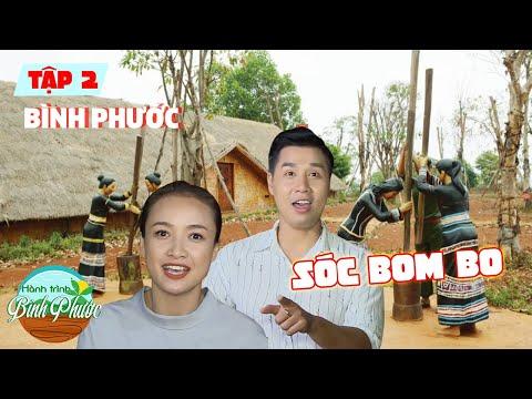 Hành Trình Bình Phước Tập 2 I Diễn viên Lê Bê La CHOÁNG NGỢP vẻ đẹp của bảo tàng văn hóa SÓC BOM BO