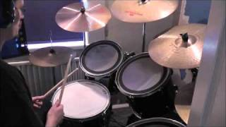 AC/DC - Playing with girls - Drum Cover