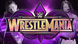 WWE  WRESTLE MANIA 34  OFFICIAL THEME SONG