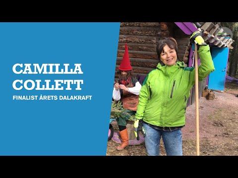 Camilla Collett - finalist i Årets dalakraft