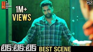 TIK TIK TIK Movie Best Scenes | Jayam Ravi Shocks with his Skills | Nivetha Pethuraj | STTV Films