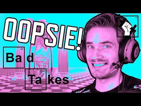 Breadtube did an OOPSIE! | Bad Takes #4