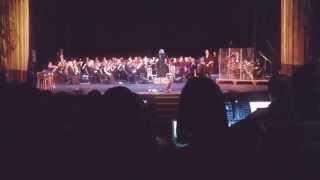 The extasy of gold в исполнении scream inc. с симфоническим оркестром