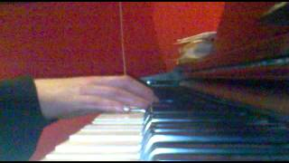 Me playing Party Girl - McFly (Cover)