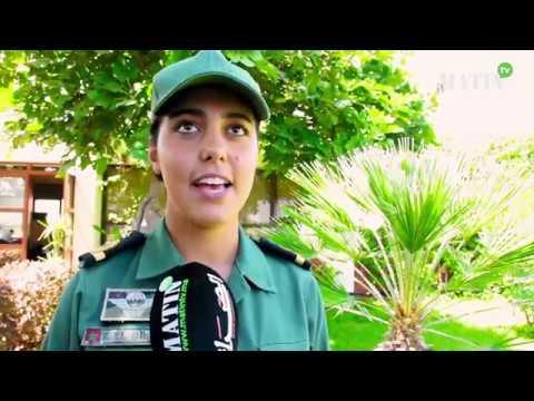 Video : Lancement officiel du service militaire à la première base navale de Casablanca