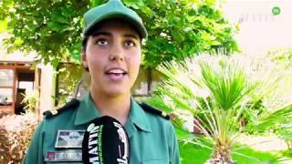 Lancement officiel du service militaire à la première base navale de Casablanca
