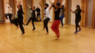 Teri Wait by Kaur B - wolves bhangra academy
