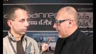 Sanremo 2012: intervista a Bruno Santori, direttore artistico dell'Orchestra Sinfonica