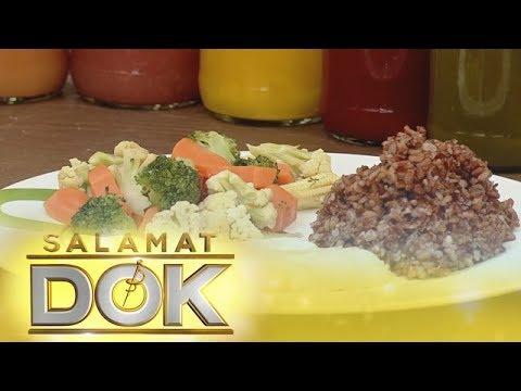 Salamat Dok: Health advantages of plant-based diet