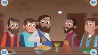 Perjamuan kudus Pertama Cerita Anak Sekolah Minggu