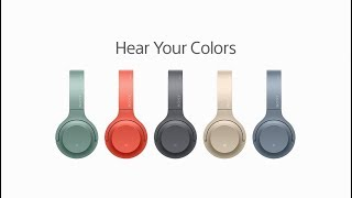 Sony Headphones h.ear on 2 Mini Wireless Official Product Video