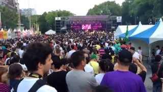 Cidade Negra no Japão, Brazilian Day 2014