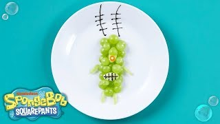 SpongeBob SquarePants | Create Your Own Food: Plankton - Kitchen Secrets | Nick