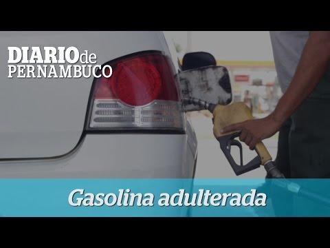 Saiba o que a gasolina adulterada faz no seu carro