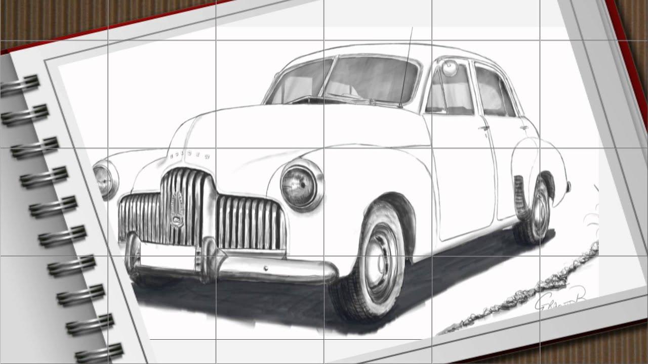 Holden FX Series 1948 - 1953