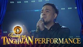Tawag ng Tanghalan: Douglas Dagal | Batang Bata Ka Pa (Day 5 Semifinals) width=