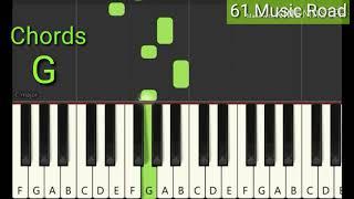 Phoolon Ka Taaron Ka Keyboard Tutorial