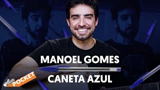 Videoaula CANETA AZUL (aula pocket)