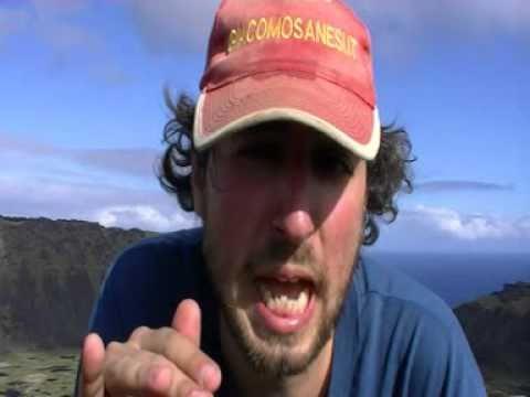 Viaje por Sudamerica di Giacomo Sanesi. Isla de Pascua (CIL). 01313 – carlo recchi