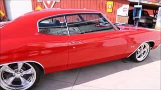 1972 Chevy Chevelle SuperCharged Big Block