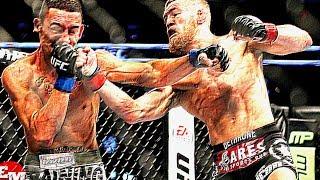 Conor Mcgregor vs Max Holloway [FIGHT HIGHLIGHTS]