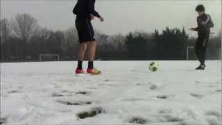 Test e recensione Adidas Cafusa Match Ball Glider ITA