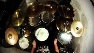 Rise Against - Prayer of the Refugee (Drum Cover)  HD
