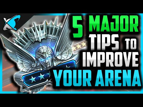 How to IMPROVE YOUR ARENA...5 MAJOR TIPS !! | Breakdown & Gameplay | RAID: Shadow Legends