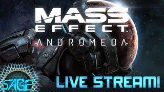 Mass Effect Andromeda, Live Stream
