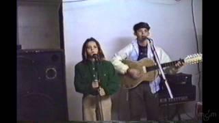 Marlon e Maicon na Infância