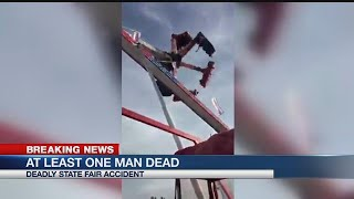 1 killed after ride incident at the Ohio State Fair